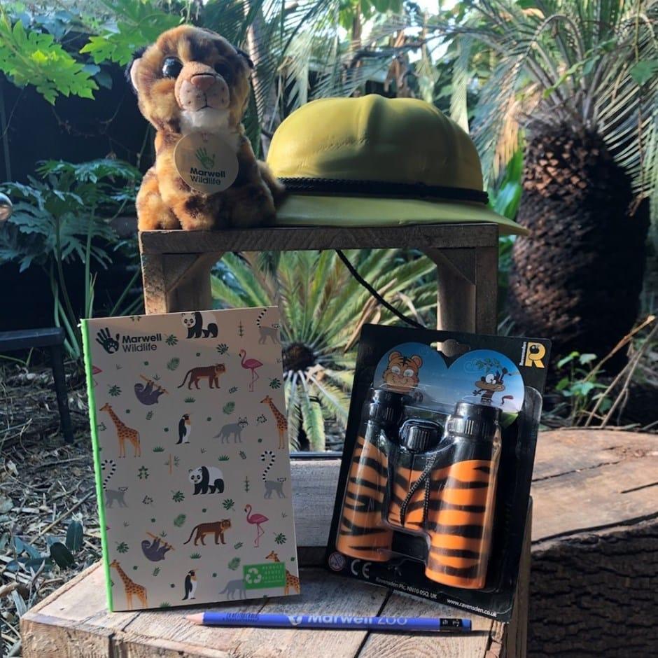 Gift Shop Marwell Zoo 20213