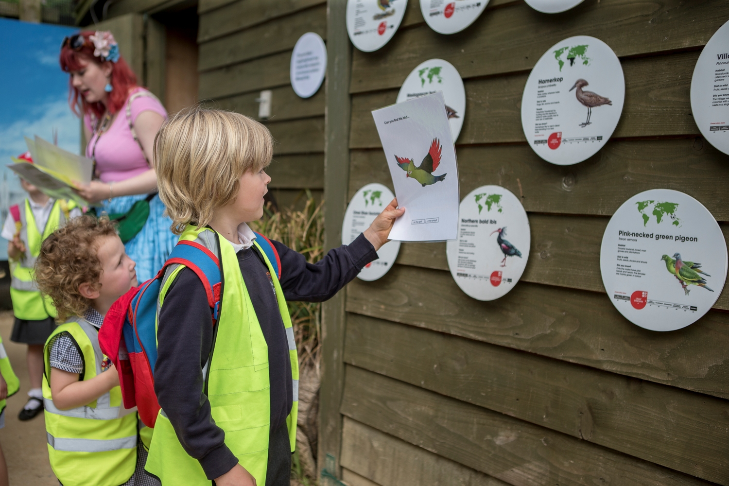 Marwell Zoo Credit Jason Brown Self Guided Visit 4
