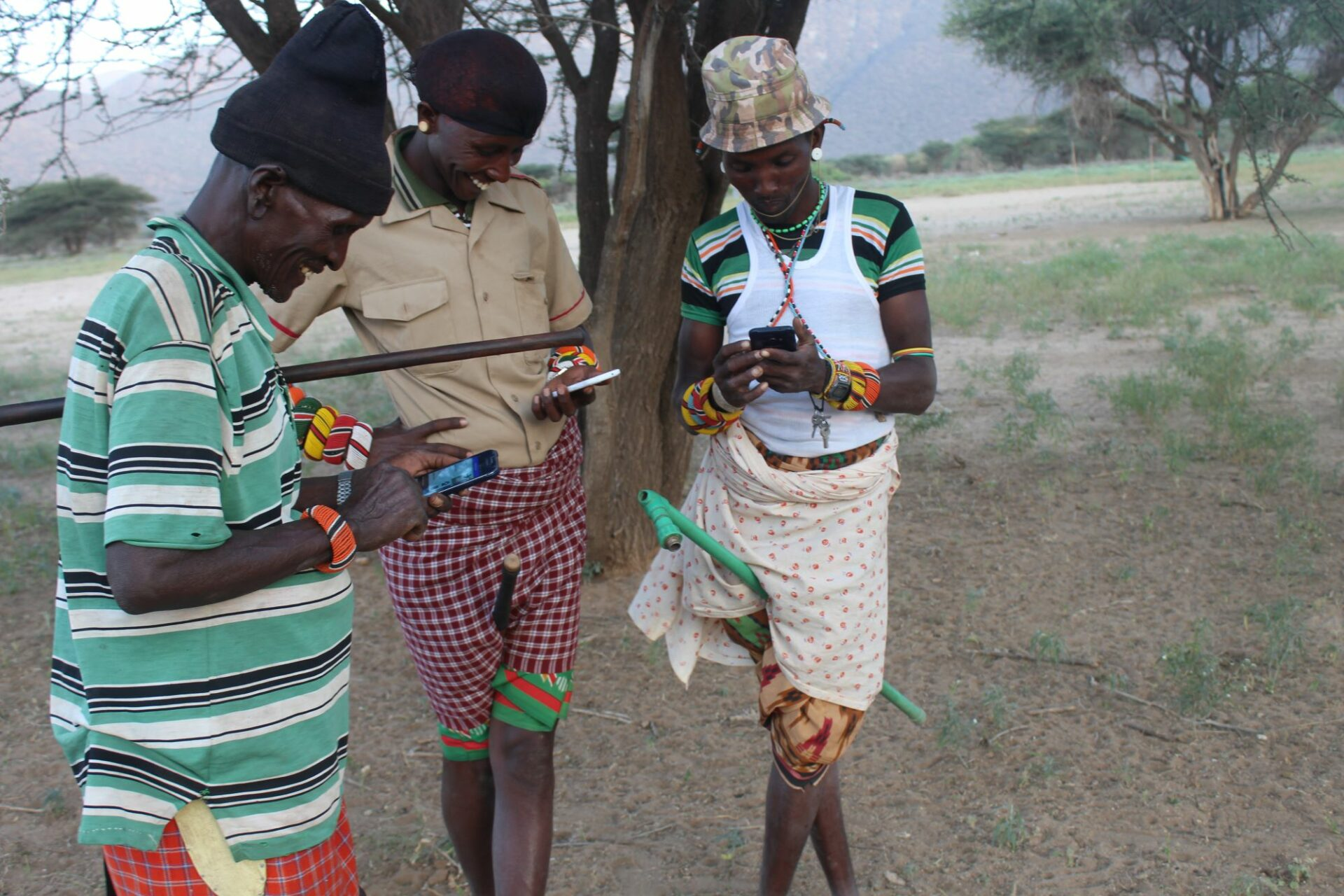 Scouts With Smartphones Web
