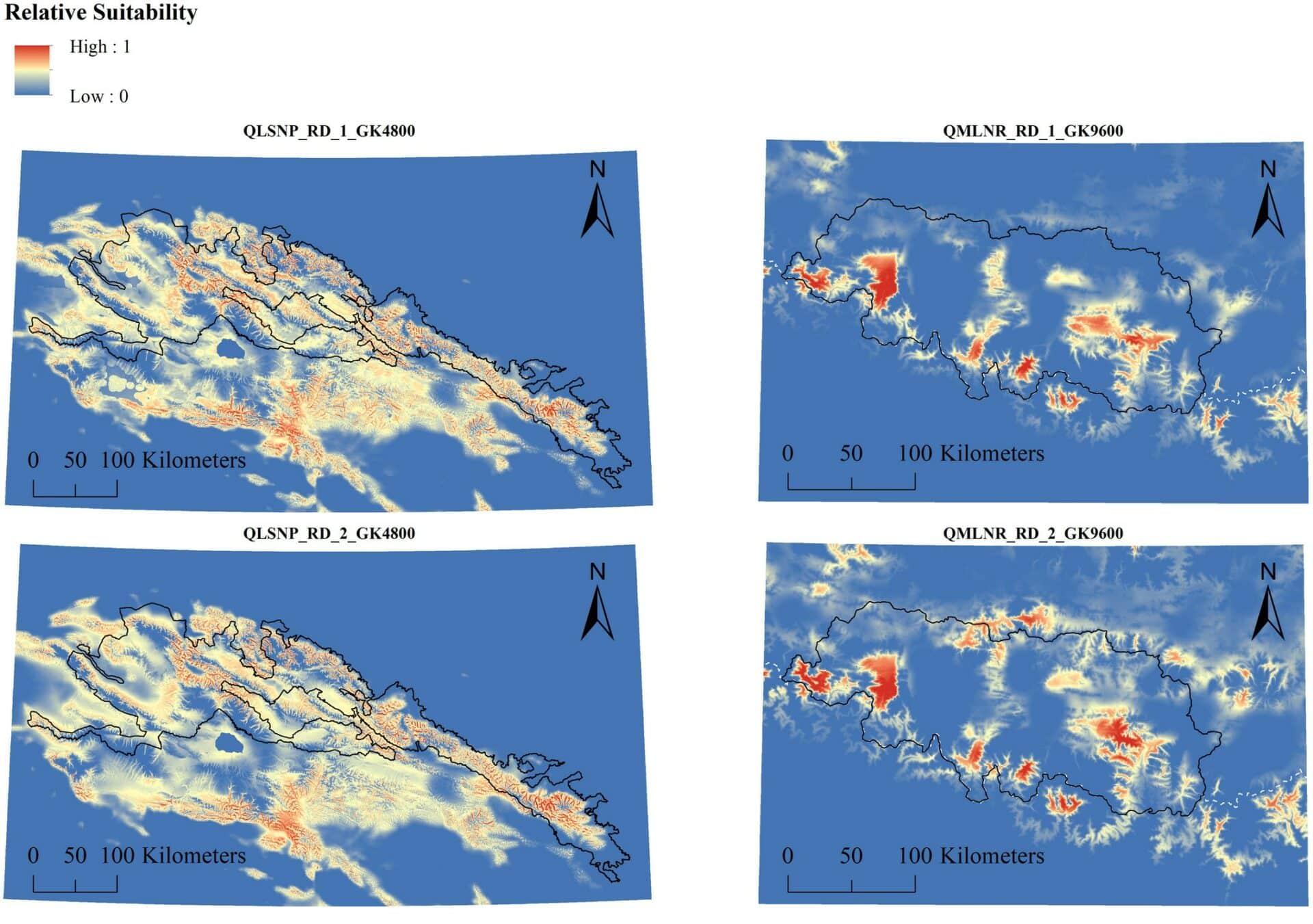 Sl Habitat Scale Models